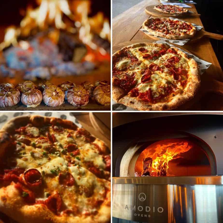 Woodfired Pizza Menu Napoli Woodfired Pizza Hartlepool